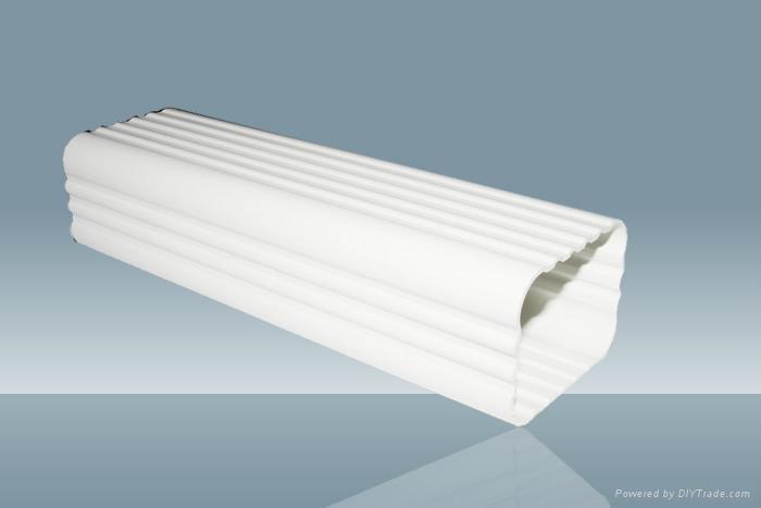 上海方形雨水管PVC天溝成品檐溝 2