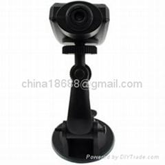 D 720P Car DVR Vehicle Black Box with 5MP CMOS USB 2.0 SD HDMI OUT