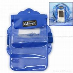 Blue Bingo WP06-2 Polyvinylchlorid Waterproof Cellphone Bag