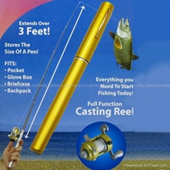 Profession Fishing Rod with Special Design