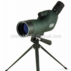 Gomu 20 - 60 x 60 Spotting Scope with A Tripod for Birds Watching