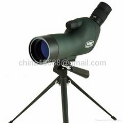 Gomu 20 - 60 x 60 Spotting Scope with A Tripod for Birds Watching