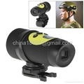 Sports 720P 0.7 inch LCD 1.3 Mega Pixels Action Video Camera Camcorder with AV / 1