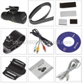 Sports 720P 0.7 inch LCD 1.3 Mega Pixels Action Video Camera Camcorder with AV / 2