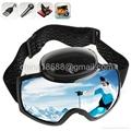 720p Ski Sport Goggles Glasses With 12M