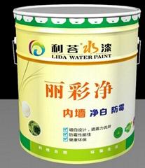 蘇州優質內牆乳膠漆水性環保塗料牆面純天然油漆