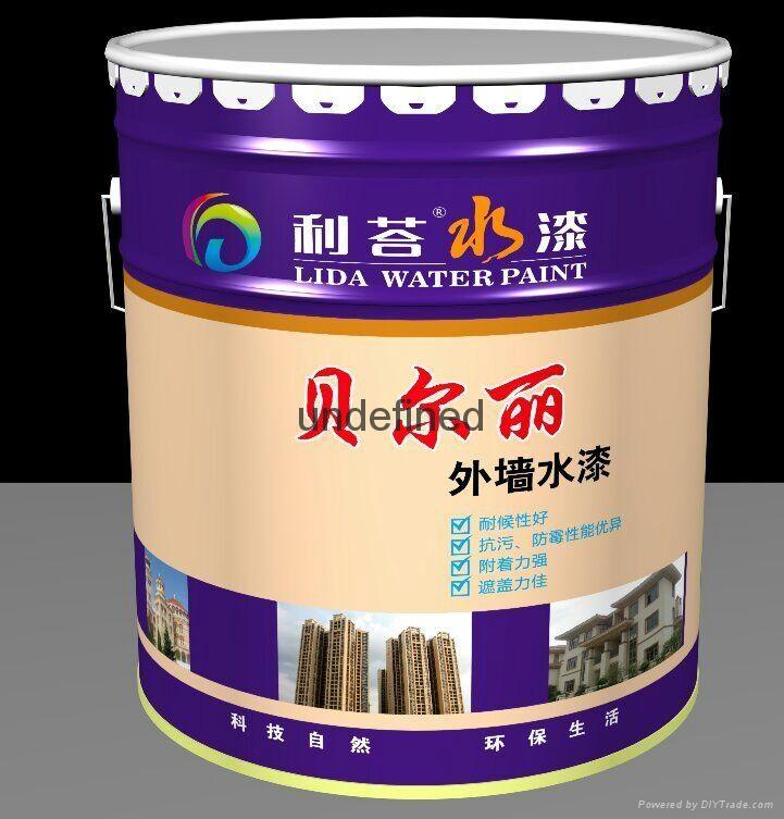 環氧樹脂地坪塗料 4