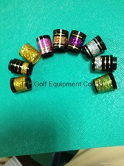 BLING BLING Colorful Golf ferrule for iron club maker club fitting option