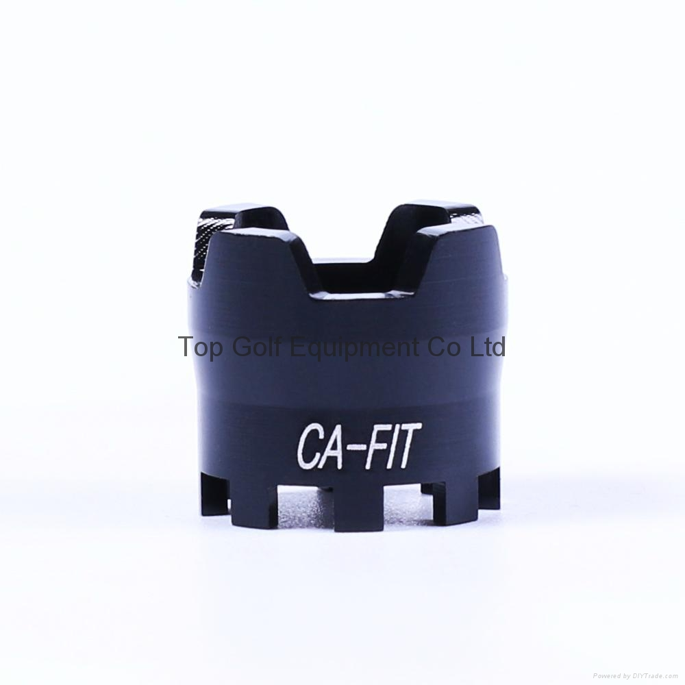 All-Fit Adapter Universal Hosel Adapter for Golf Driver Fairway Woods 3