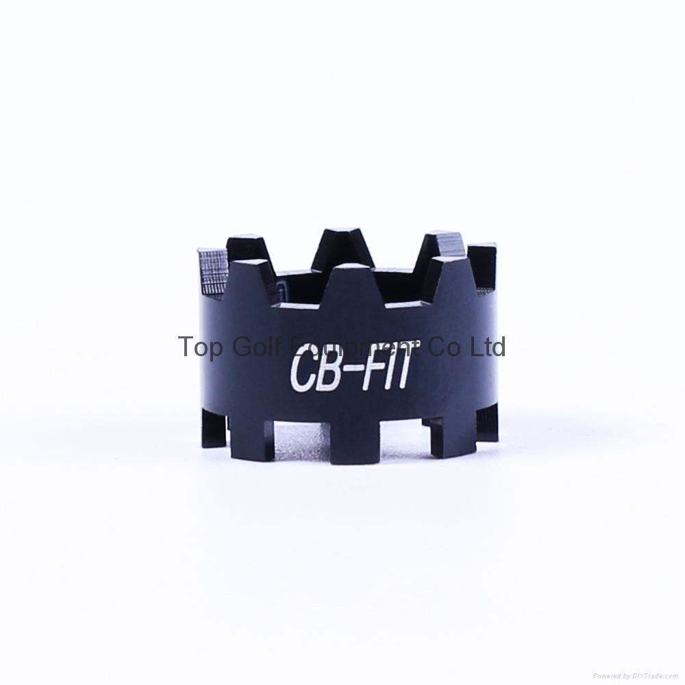 All-Fit Adapter Universal Hosel Adapter for Golf Driver Fairway Woods 6