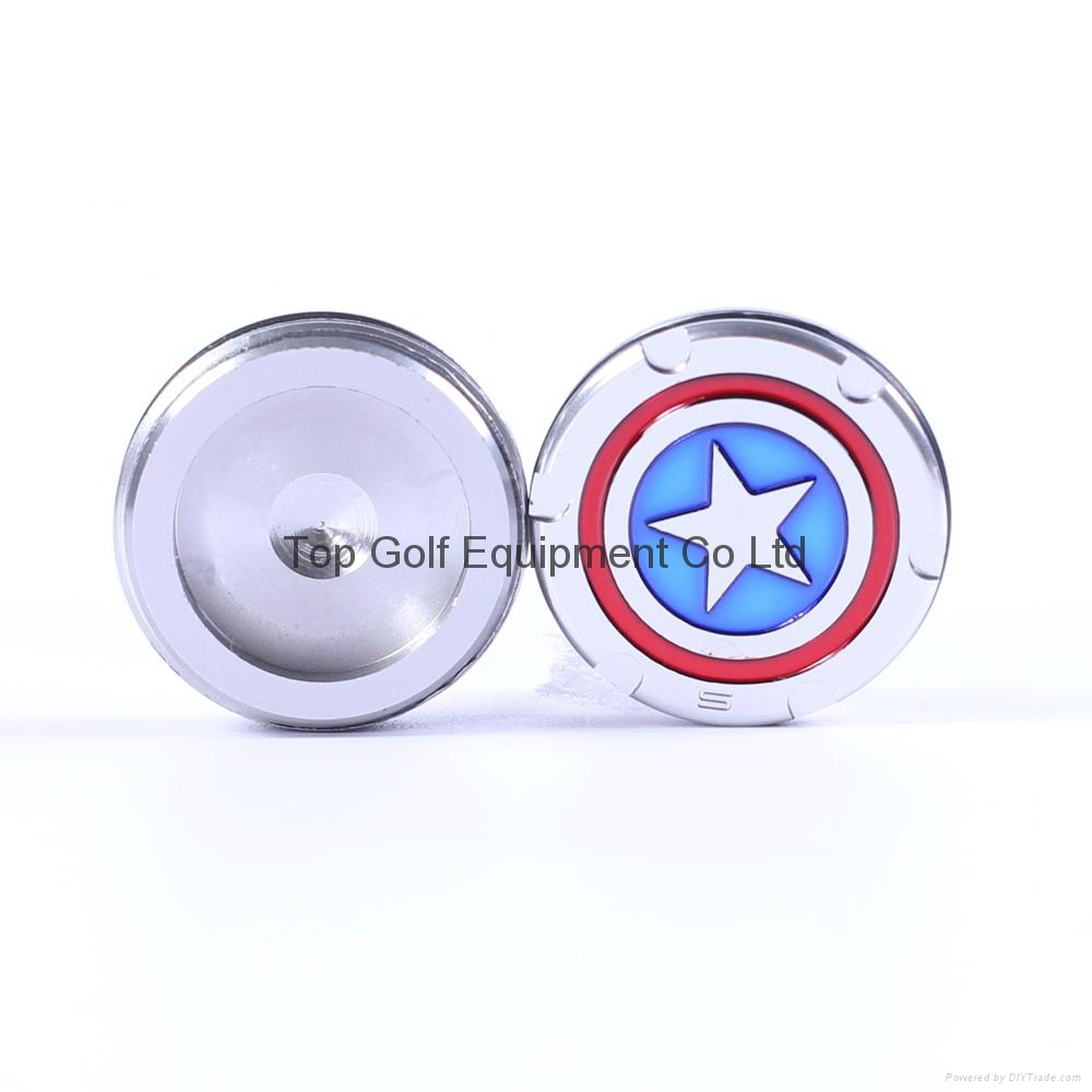 Captain American Golf Putter Weight for Scotty Cameron Putter 5/10/15/20/25/30g 3