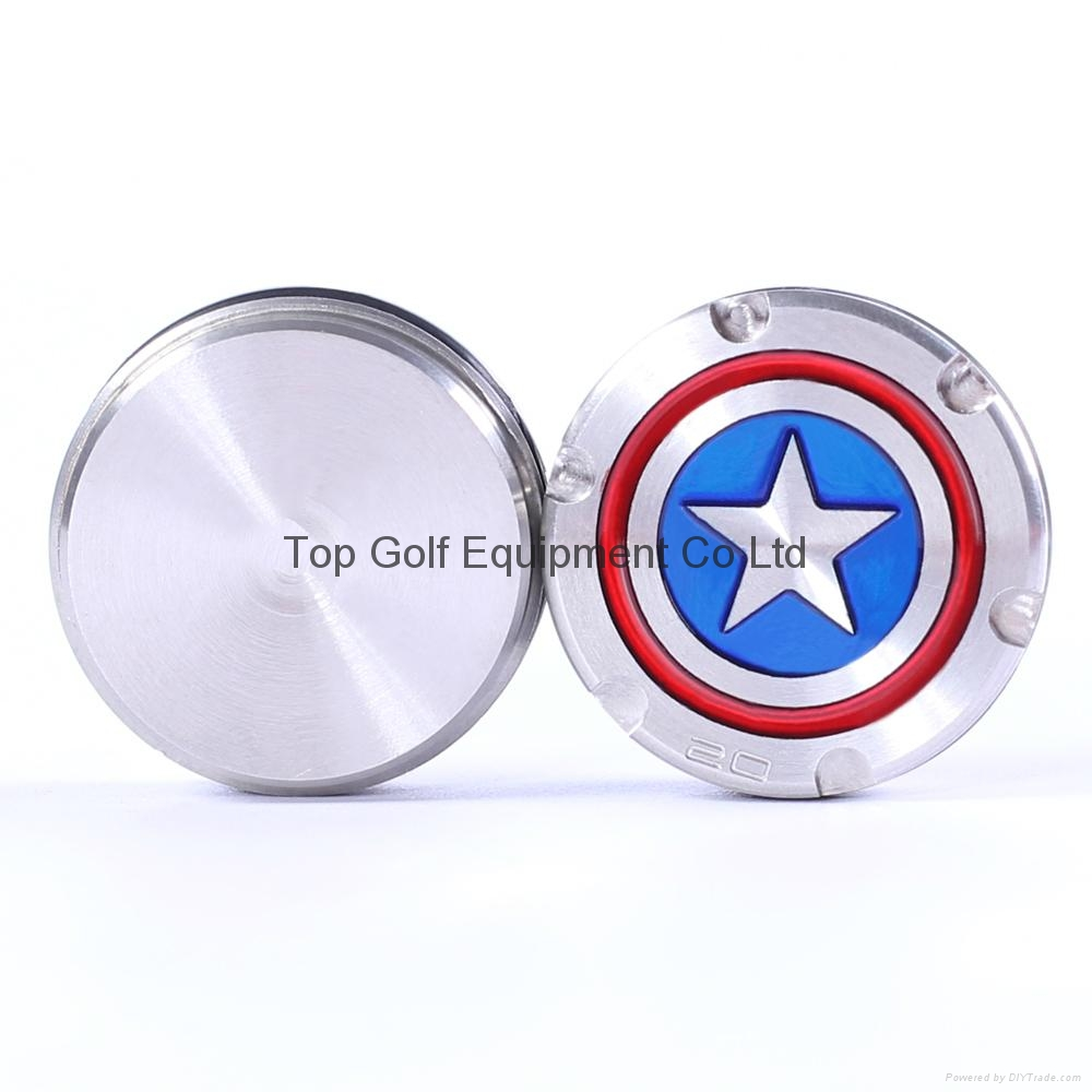 Captain American Golf Putter Weight for Scotty Cameron Putter 5/10/15/20/25/30g 4