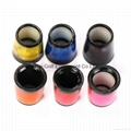 Colorful Golf Ferrule for Driver Fairway Woods Iron Club Shaft