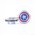 Captain American Golf Putter Weight for Fastback Squareback 5/10/15/20/25/30g