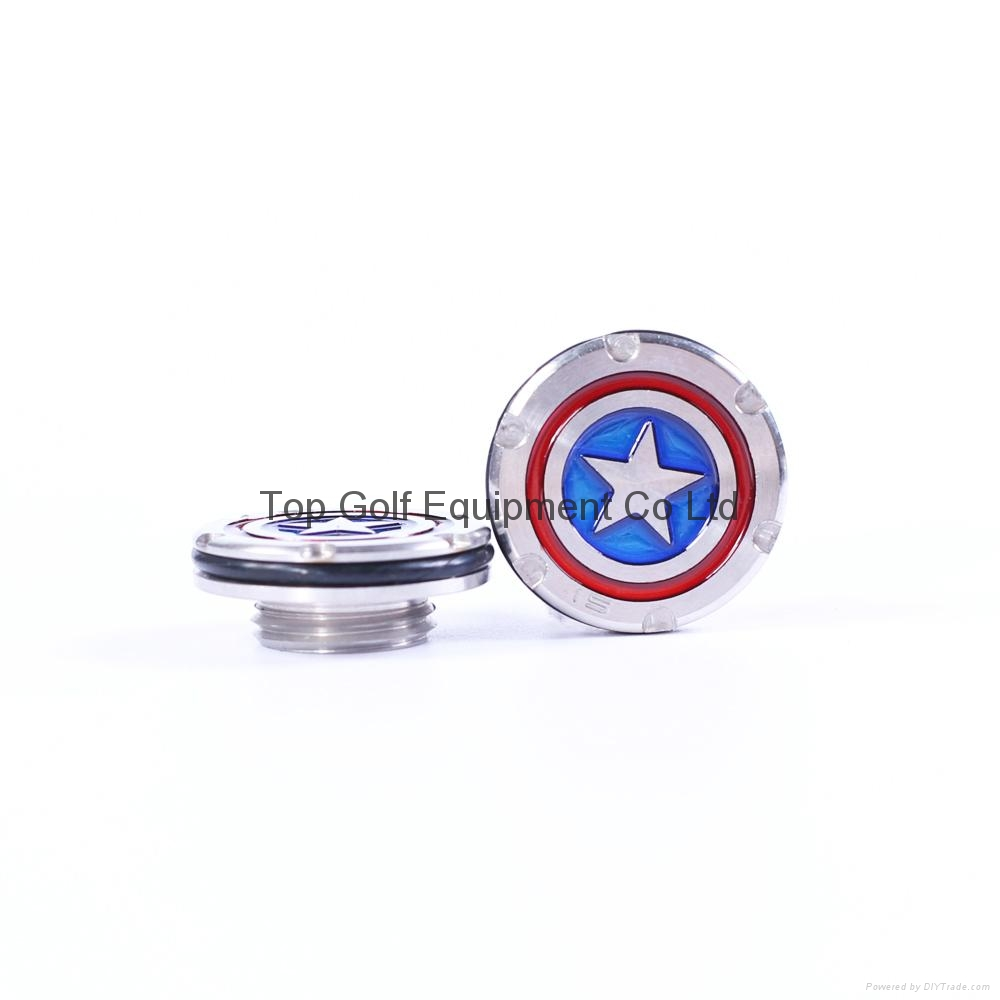 Captain American Golf Putter Weight for Fastback Squareback 5/10/15/20/25/30g 4