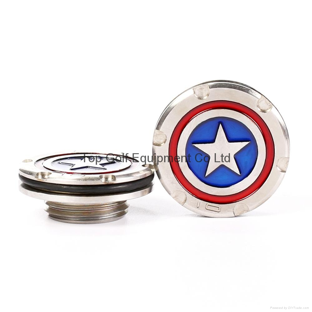 Captain American Golf Putter Weight for Fastback Squareback 5/10/15/20/25/30g 7