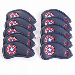 10pcs Captain America St