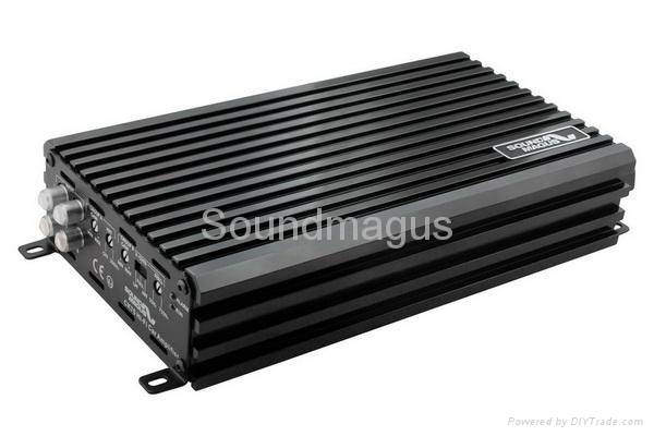 K Series Compact Car Amplifier 1