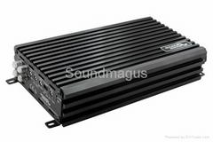K Series Compact Car Amplifier