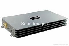 Soundmagus H500 5 Channel Hybrid Amplifier