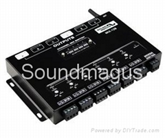 Soundmagus 12 Channel Line Converter With Summing, Auto-on And Bluetooth Input