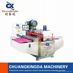 Single Shaft Full Automatic Marble Stone Ceramic Tile Mosaic Cutting Machine
