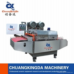 Double Shaft Full Automatic Continuous Mosaic Cutting Machine