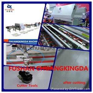 CKD-2 Dry Type Automatic Ceramic Tile Cutting Machine  2