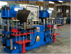 2RT High Speed Rubber Molding Press