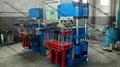 Automated  Rubber Compression Molding Press Machine