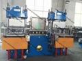 Vacuum Rubber  Compression Molding Press