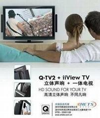 Q-TV2音響