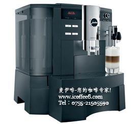 优瑞XS90 OTC咖啡机 1