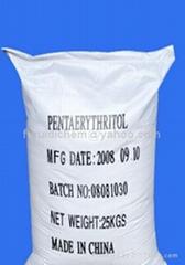 季戊四醇(用於製作干性油,阻燃性塗料)