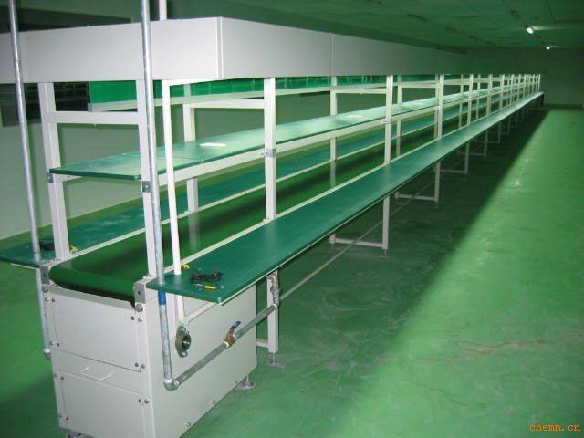 苏州电子装配线-皮带输送线-双边流水线 1