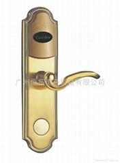 新款豪华酒店M1卡锁