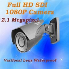 CCTV Security Camera Varifocal Lens outdoor Bullet Sony Effio-E 700TVL