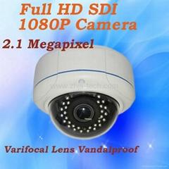 Vandalproof IR Dome CCTV Camera Sony Effio-P WDR 700TVL  Surveillance Camera