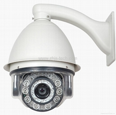 Megapixel 10X 27X 30X 36X High speed dome IP CCTV Security PTZ Camera