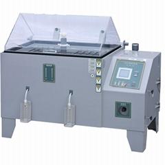 Programmable salt spray test chamber