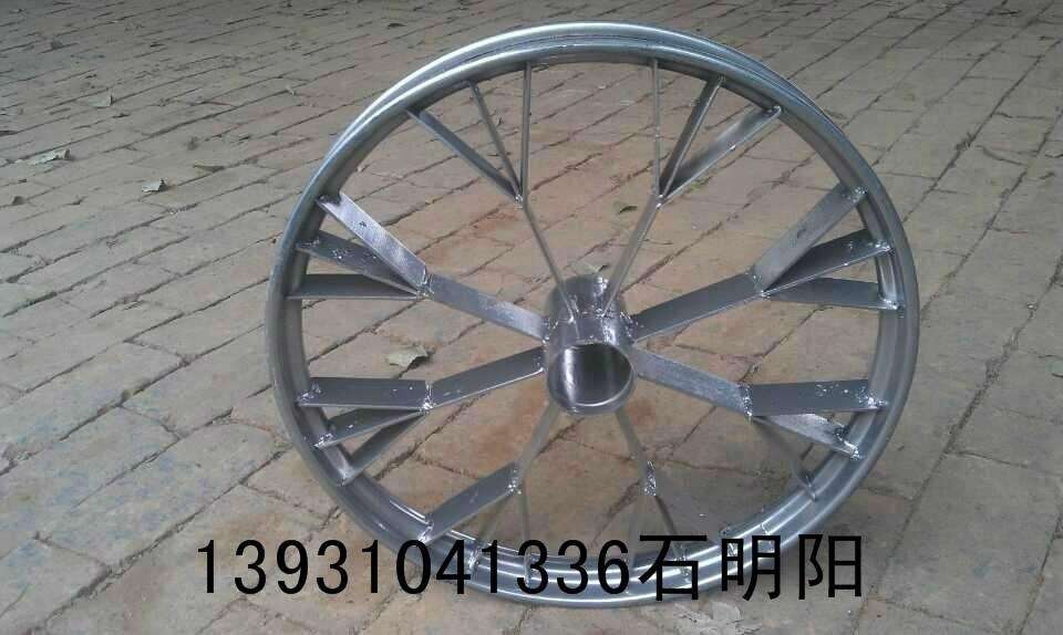 斗车轮 3