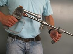 帶溢流的高壓水槍
