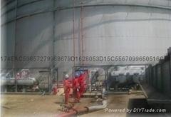 大型油罐清洗設備