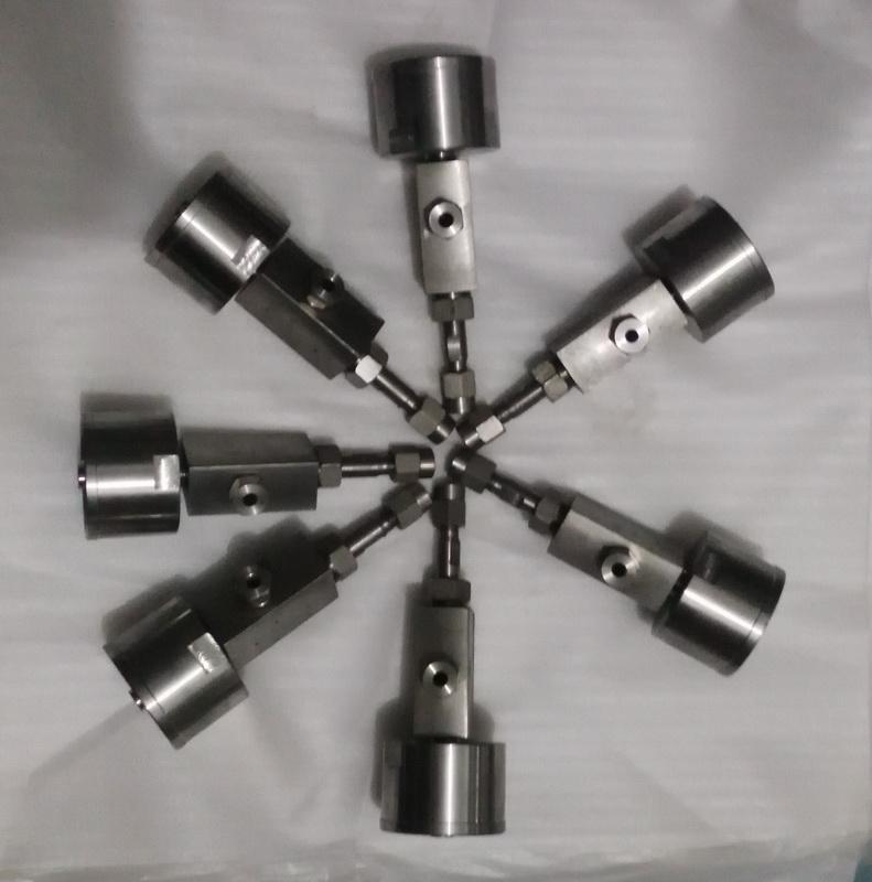 高壓水切割刀頭 2