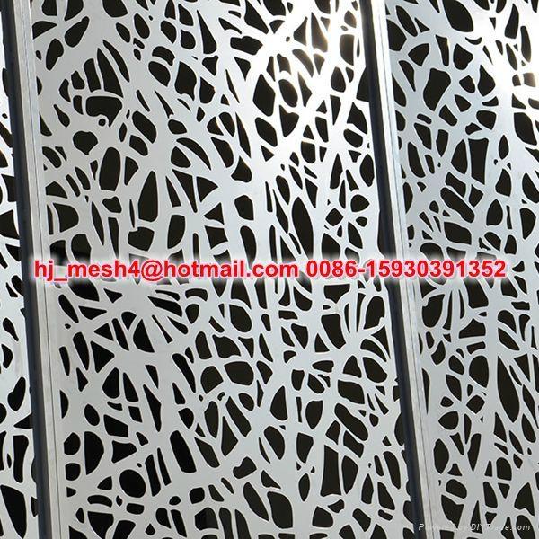Custom Laser Cut Metal Screen Dbl 21 Dbl China