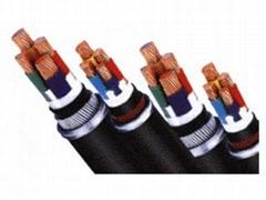 金屬屏蔽電力電纜