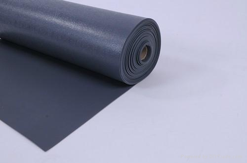 防静电卷材地板 2