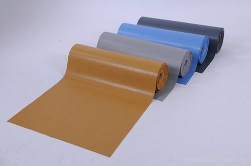防静电卷材地板 3