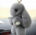 2016 Fashion china real fur made cute