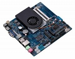 QM9600 6代I3I5I7數字標牌電子白板主板
